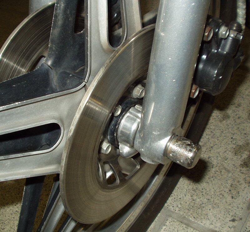 verschleisswerte bei bremsscheiben